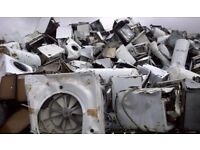 wanted all scrap metal electrical goods