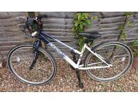 Decathlon Rockrider 21 speed cycle bike