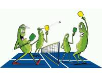 Come and play Pickleball