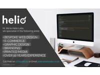 FREELANCE WEB & GRAPHIC DESIGN
