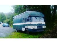 Commer vc lambourn horse box for restoration