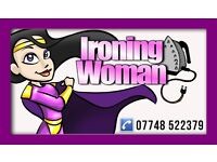 Domestic Ironing Service Nottingham