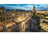 Holiday for sale - Krakow, Poland