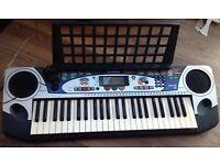 Yamaha PSR-160 electric keyboard