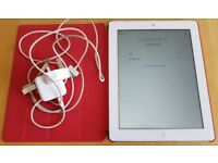 Ipad 3rd gen A1430 64gb wifi/cellular excellent codition