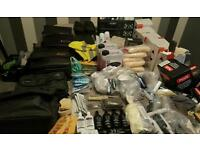 Bulk load off brand new detailing products
