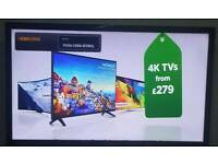 Samsung 40 inch led full HD tv with free view model no ue40d5003bwxxu