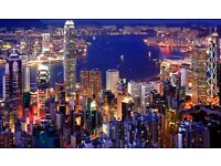 Sales Executive - Ex pat jobs - Hong Kong - 120k OTE -Relocation package Inc