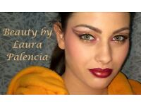 Mobile Beauty Therapist - Beauty by Laura Palencia beautician treatments nails waxing facials makeup