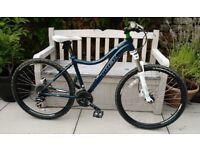 Womens Trek Mountain Bike - Skye SL Disc 2014 - 16 inch Frame