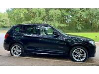 BMW X3 SUV 4x4 Auto