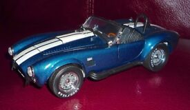 Franklin Mint Cobra 427 1:24 scale