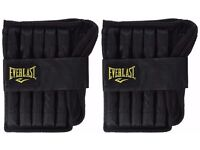 Everlast Ankle Weights 10lb