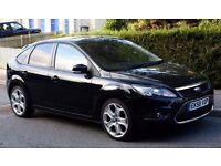 Ford Focus Titanium 145 - low mileage and excellent condition