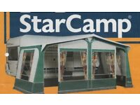 Caravan Awning Size 8.15 mtrs suitable for smaller caravan