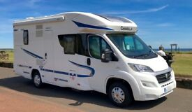 Chausson 610 Flash. 4 berth Motorhome. Fife. Scotland 5020 miles only.