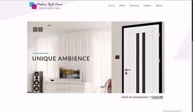 Custom Website Design + domains/hosting/SEO - Free of charge !!!