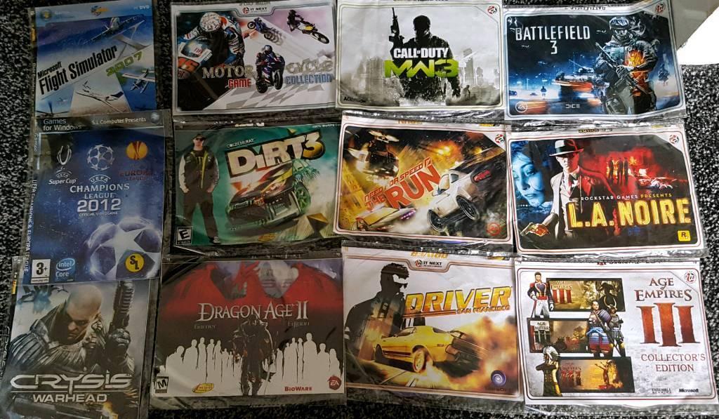 BARGAIN 12 PC GAMES