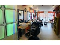 Barbers & Flat for sale