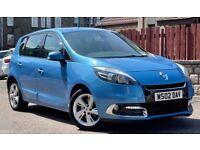 Renault, SCENIC, MPV, 2012, Manual, 1461 (cc), 5 doors