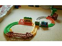 My first Thomas and friends track