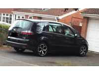 2010 Ford Smax 7 seater low miles, mot