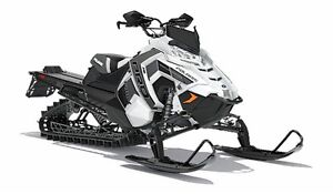 2018 polaris RMK PRO 155 SNOW CHECK