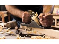 CSCS Experienced and friendly Carpenter/handyman is available for work.