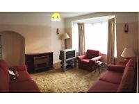 Bright & Spacious 3 Bedrooms, 2 Receptions Family House with Garden available to let in Morden.