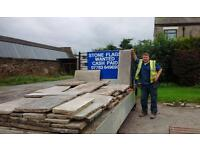 York stone flags , collected 7 days a week, top cash paid 07783649690