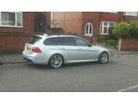 For sale BMW 330D M SPORT TOURING 2008 PX AVAIBILE
