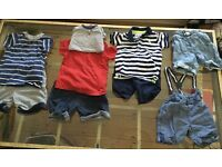 Baby clothes 3-6 mths-12-18mths £0.50-£8 per item