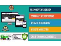 AFFORDABLE & HIGHLY SECURE WEBSITE DESIGN FOR SMALL BUSINESSES OR E-COMMERCE WEBSITE, BIRMINGHAM, UK