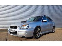 Subaru Impreza WRX PPP Wagon 2005 (55 Plate)
