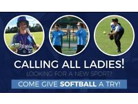 Reading Softball Club - Ladies only taster sessions