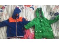 Age 2-3 Lightweight Jackets