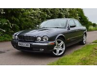 2005 Jaguar XJ8 4.2 V8 Sport Sovereign Auto!85K Low miles!FSH!Beige Leather!Rare