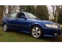 AUTOMATIC 2002 SAAB 9-3 2.0 SE 154 BHP MINT CONDITION & SPECTACULAR DRIVE