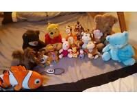Kids soft toys/ teddies