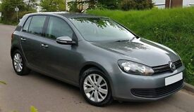 VW Golf 1.6 TDI - Excellent Spec