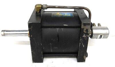 Yates Hydraulic Cylinder Model No. Ya4x-nc Stroke 5 Serial No. S66951 Bore 8
