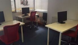 Office / workspace /desk space for hire in N12 London