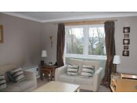 Spacious 2-bed flat in desirable Craigmount, fully furnished and well appointed £695 P/M