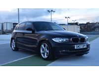 BMW 118d SE 143 - 5dr Manual Diesel Black