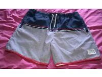 DC Apparel DIV.mens shorts size X L (new)
