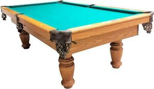 "4x8 8 foot 1"" Slate Used Dufferin Pool Table, PICK UP OR INSTALLED"