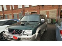 URGENT MITSUBISHY L200 BRAND NEW ENGINE
