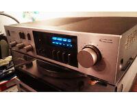 Pioneer SA720 HiFi stereo interated amp 2x65w