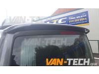VW Transporter T6 Tail Gate Sportline Spoiler