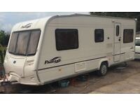 2005 bailey pageant 4 berth Cris registered